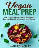 Vegan Meal Prep PDF