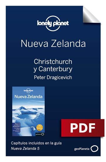 Nueva Zelanda 5 12  Christchurch y Canterbury PDF