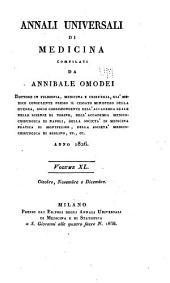 Annali universali di medicina: Volume 40
