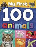 My First 100 Animals Book PDF