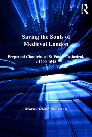 Saving the Souls of Medieval London