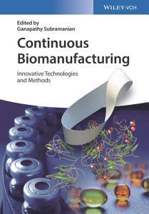 Continuous Biomanufacturing PDF