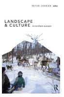 Landscape and Culture in Northern Eurasia PDF