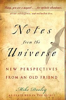 Notes from the Universe Book