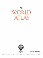 AAA World Atlas