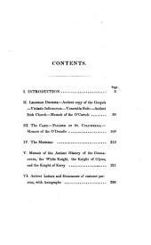 Irish antiquarian researches: Volume 1