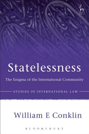 Statelessness PDF