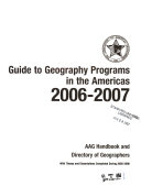 Guide to Geography Programs in the Americas