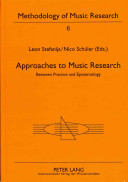 Approaches to Music Research