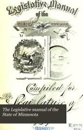 The Legislative Manual of the State of Minnesota