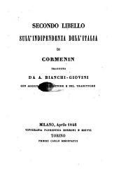 Secondo libello sull'indipendenza dell'Italia
