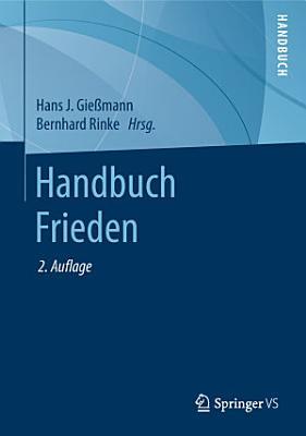 Handbuch Frieden PDF