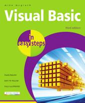 Visual Basic in easy steps, 3rd edition