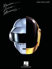Daft Punk - Random Access Memories Songbook