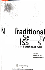 Non-traditional Security Issues in Southeast Asia