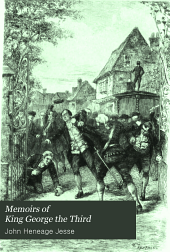 Memoirs of King George the Third: His Life and Reign, Volume 2