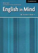 English in Mind 4 Teacher s Book PDF