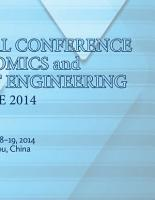 International Conference on Economics and Management Engineering  ICEME2014  PDF
