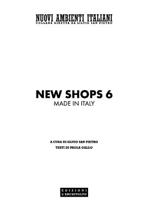 New shops 6