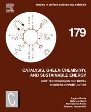 Catalysis  Green Chemistry and Sustainable Energy PDF