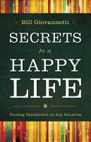 Secrets to a Happy Life PDF