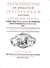 Introductio in analysin infinitorum: Volume 2