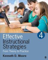 Effective Instructional Strategies PDF