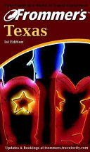 Frommer s Texas PDF