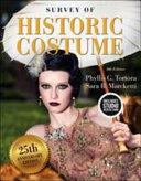 Survey of Historic Costume   Studio Access Card