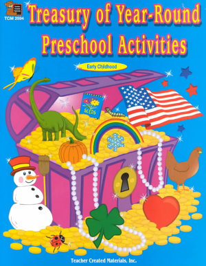 Treasury of Year Round Preschool Activities PDF