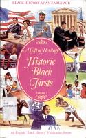 Historic Black Firsts PDF
