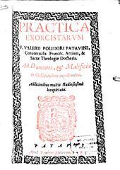 Valerii Polidori Practica exorcistarum
