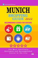Munich Shopping Guide 2022