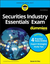 Securities Industry Essentials Exam For Dummies with Online Practice Tests PDF