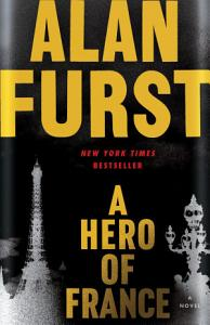 A Hero of France Book