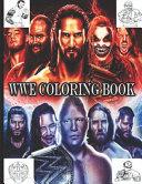WWE Coloring Book