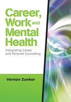Career  Work  and Mental Health PDF
