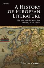 A History of European Literature PDF