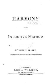 Harmony on the Inductive Method