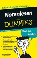 Notenlesen f  r Dummies PDF