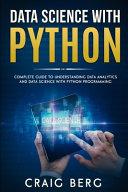 Data Science with Python PDF
