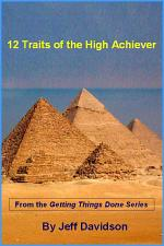 12 Traits of the High Achiever