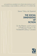 The Social Dimensions of Fiction PDF
