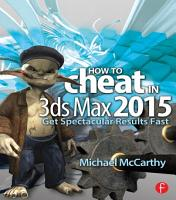 How to Cheat in 3ds Max 2015 PDF