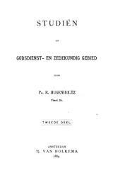 Studiën op godsdienst- en zedekundig gebied: Volume 2