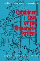 Combined Care of the Rheumatic Patient PDF