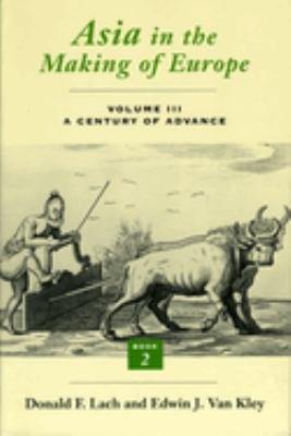 Asia in the Making of Europe  Volume III PDF