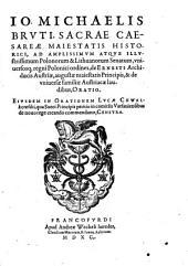 De Ernesti archiducis Austriae laudibus oratio