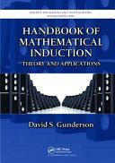 Handbook of Mathematical Induction