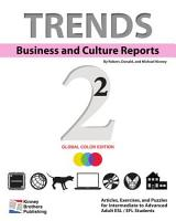 Trends  Business and Culture Reports  Book 2  Global Color Edition PDF